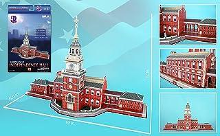 Daron Independence Hall Philadelphia 3D Puzzle 43-Piece