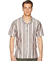 Todd Snyder - Short Sleeve Wide Stripe Shirt