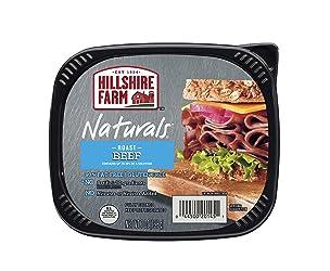 Hillshire Farm Naturals Lunchmeat, Roast Beef, 7 oz.