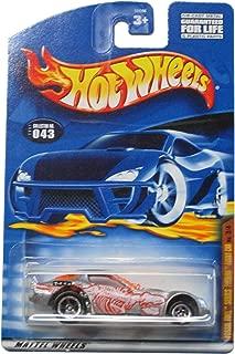 Hot Wheels 2001 Fossil Fuel Series - Firebird Funny Car No 3/4 - #043