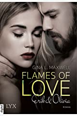 Flames of Love - Erik & Olivia (Boston Heat 1) (German Edition) Kindle Edition