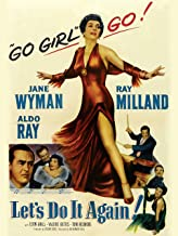 let's do it again movie 1953