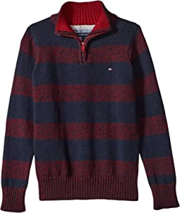 Tommy Hilfiger Kids - George Sweater (Toddler)