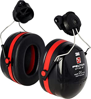 3M PELTOR Optime III H540P3A-413-SV Oorbeschermers zwart 34 dB (1 oor/box)