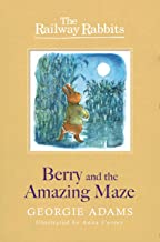Berry and the Amazing Maze: Book 12 (Railway Rabbits 11)