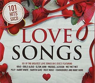 101 Love Songs Hits / Various