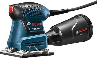 Bosch GSS20-40 Orbital Finishing Sander (1/4-Sheet)