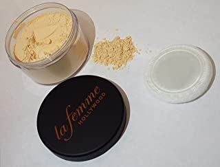 La Femme Mattifying Loose Powder by La Femme