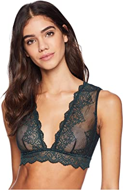 So Fine Lace Tank Bralette