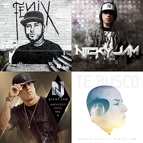 Best of Nicky Jam by Cosculluela, Nicky Jam, Enrique Iglesias, Wisin, Maná, Reik, Shakira, Zion & Lennox on Amazon Music - Amazon.com