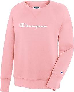 d47d3768e97e7 Champion Women s Fleece Boyfriend Crew Sweatshirt