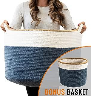 Best big woven basket Reviews