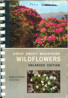 GREAT SMOKY MOUNTAINS WILDFLOWERS ENLARGED EDITION
