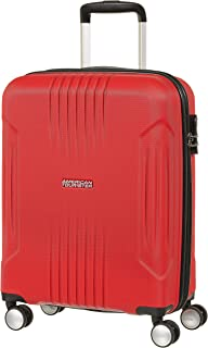 American Tourister Suitcase, Flame Red (Red) - 88742/0501