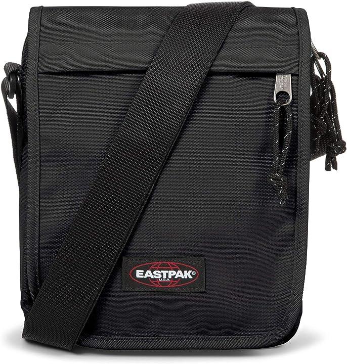Borsello eastpak flex borsa a tracolla, 23 cm, 3.5 l, nero (black) EK746008