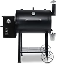 PIT BOSS 71820FB PB820FB BBQ Pellet Grill and Smoker, 820 sq. in