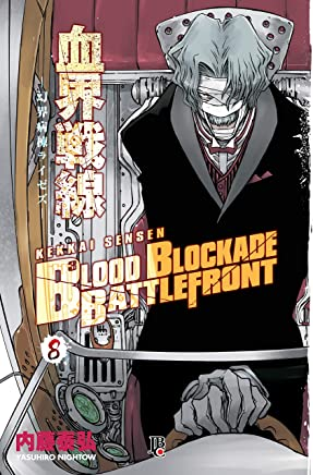Blood Blockade Battlefront vol. 08