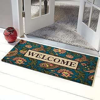 Home Dynamix Nicole Miller Fremont 'Welcome' Coco Coir Outdoor Door Mat 22