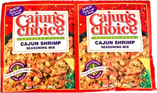 Best cajun's choice shrimp seasoning mix Reviews