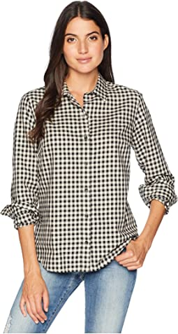 Audrey Fitted Cotton Shirt