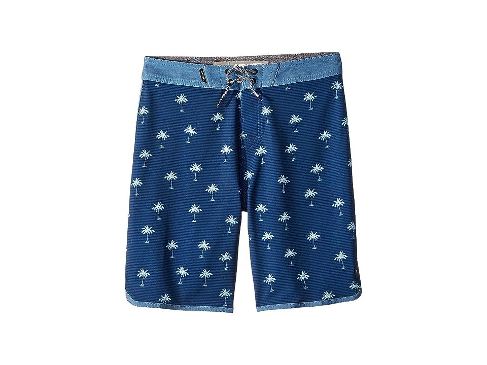 Rip Curl Kids Mirage Decco Boardshorts (Big Kids) (Navy) Boy