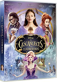 The Nutcracker and the Four Realms - El Cascanueces Y Los Cuatro Reinos (Non USA Format) [DVD]