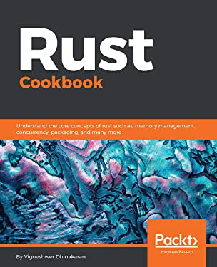 Rust Cookbook: Understand the core concepts of rust such as, memory management, concurrency, packaging, and many more