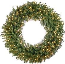 Best large led wreath Reviews