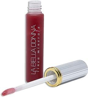 La Bella Donna High Gloss Mineral Lip Sheer - Pansy