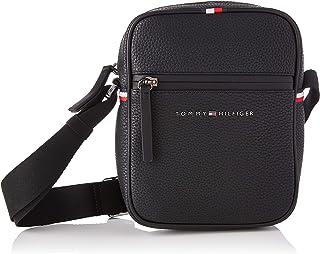 Tommy Hilfiger Essential, Sac Homme, Black, Taille Unique