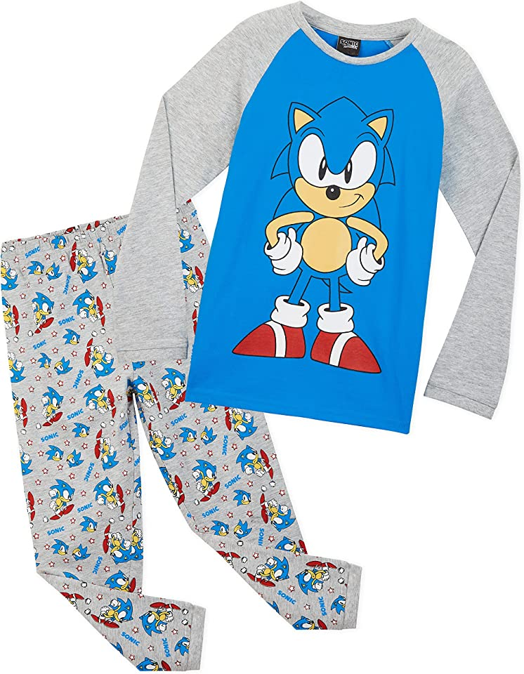 Boys Pyjamas, Gaming Kids PJs Age 4-14, Clothes for Gamers