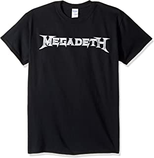 Men's Megadeth Classic Logo T-Shirt