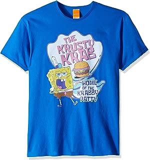 Men's Spongebob Krusty Krab-Royal