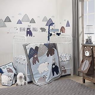 16 pièces Blue /& Green Teddy Bear Baby Nursery Cintres