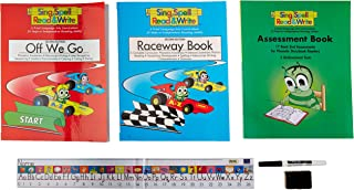 FIRST GRADE STUDENT PACK SECOND EDITION SING SPELL READ AND WRITE