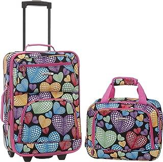 2 Pc Luggage Set, Newheart
