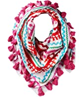 Kate Spade New York - Rick Rack Square Scarf