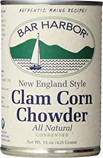 Bar Harbor Clam Corn Chowder, 15 Ounce (Pack of 6)