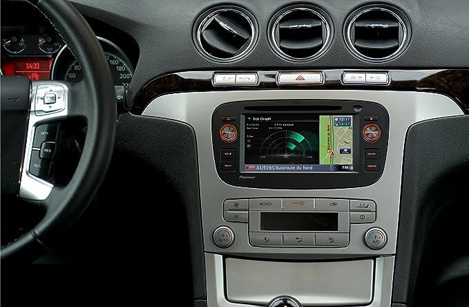 Doppel 4026724120257 2 Din Radioblende Passend Für Audi Elektronik