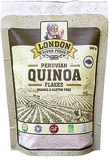 Peruvian Quinoa Flakes - Organic and Gluten Free, 300 Grams