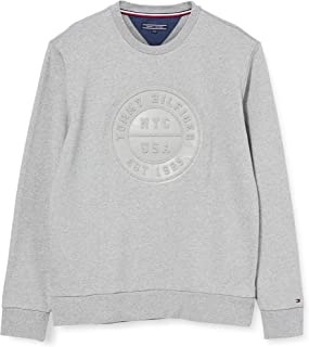 Tommy Hilfiger Men's Steward C-nk L/S Sweatshirt