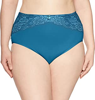 28d8068ae Ahh By Rhonda Shear Women s Seamless Brief W Lace Inset