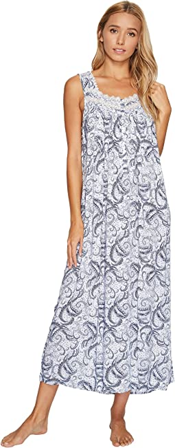 Eileen West - Paisley Woven Ballet Nightgown