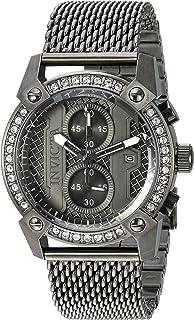 Invicta - Reloj analógico para Hombres de Cuarzo con Correa en Acero Inoxidable 23677
