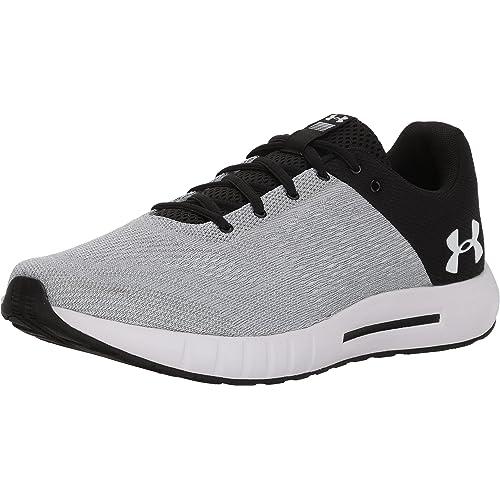 d09a5da2e510e Under Armour Men s Micro G Pursuit Running Shoes Black
