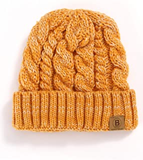 a7836dd9f Amazon.com: Yellows - Beanies & Knit Hats / Hats & Caps: Clothing ...