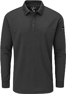 Stuburt Men's Active Long Sleeve Polo Polo Shirt