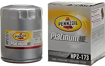 Pennzoil HPZ-173 Platinum Spin-on Oil Filter