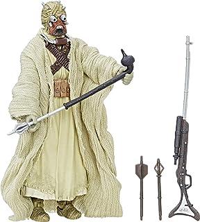 Star Wars Figurilla de los moradores de la Arena, Black Series, 40 Aniversario. Tamaño de 15,2 cm