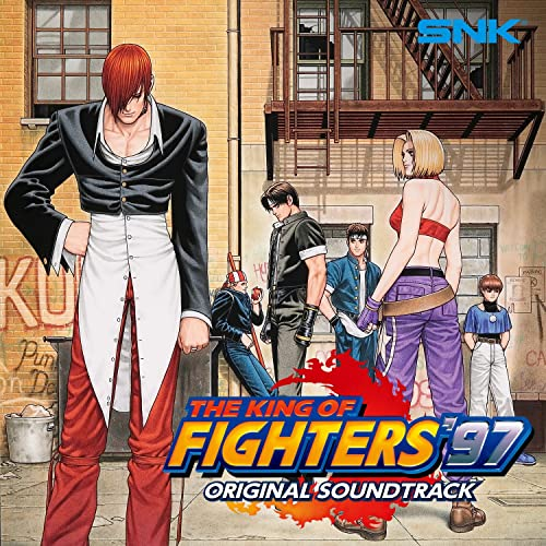 THE KING OF FIGHTERS '97 ORIGINAL SOUND TRACK ザ・キング・オブ・ファイターズ